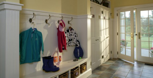 Difference Between Foyer And Hallway : Why your mudroom should be rear foyer portfolio