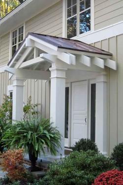 Craftsman-portico