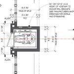 Elevator-plan-detail